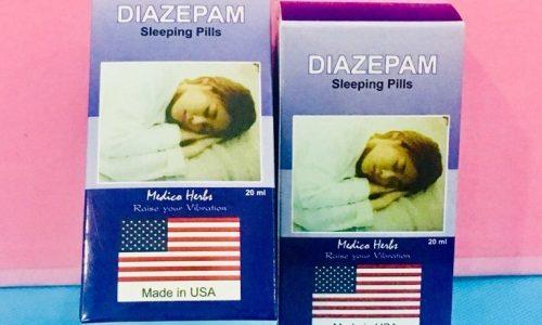 Thuốc Ngủ Diazepam Dạng Nước Gây Ngủ Hiệu Quả Mua Ở Đâu Tốt