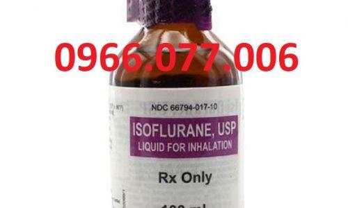 Thuốc Mê Isoflurane 100ml Giá Bán Và Các Thông Tin Chung