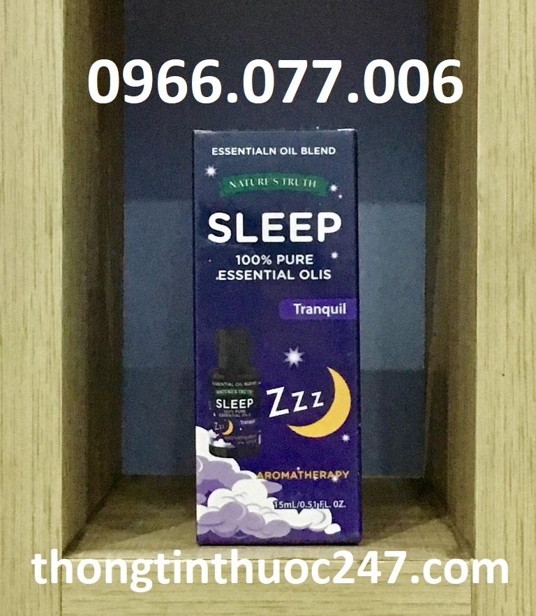 Thuốc ngủ mạnh Nature's Sleep
