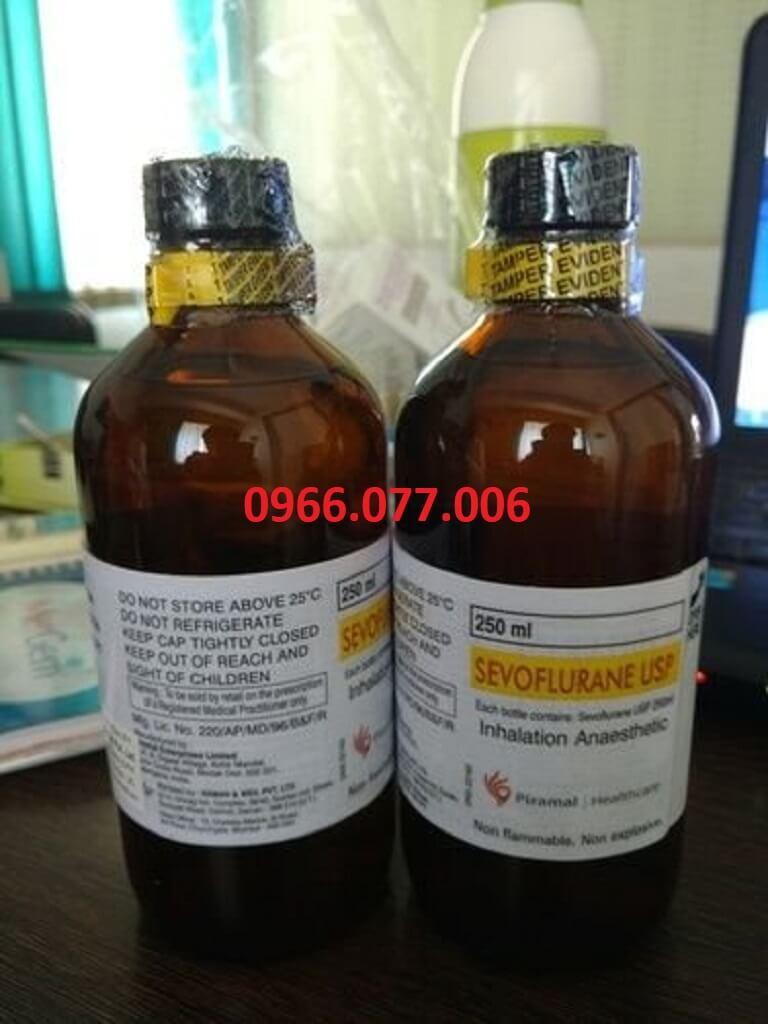 Thuốc Sevoflurane