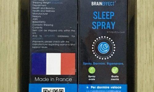 Thuốc Ngủ Sleep Spray Sản Phẩm Tốt Dành Cho Người Mất Ngủ