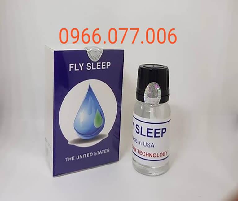 Thuốc ngủ dạng nước Fly Sleep