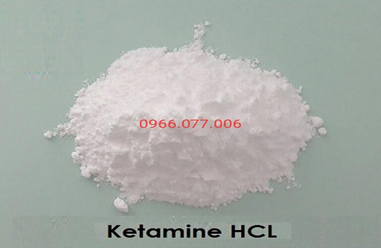 Thuốc mê chính hãng dạng bột Ketamine HCL
