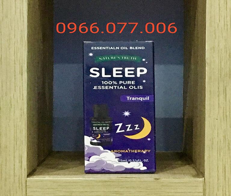Thuốc ngủ dùng cho người và vật Nature's Sleep