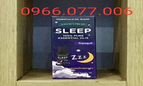 Thuốc Ngủ Nature's Sleep Sản Phẩm Dùng Cho Người Và Động Vật