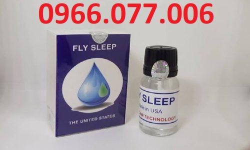 Fly Sleep Thuốc Ngủ Dạng Nước Cực Mạnh Liều Dùng, Giá Bán