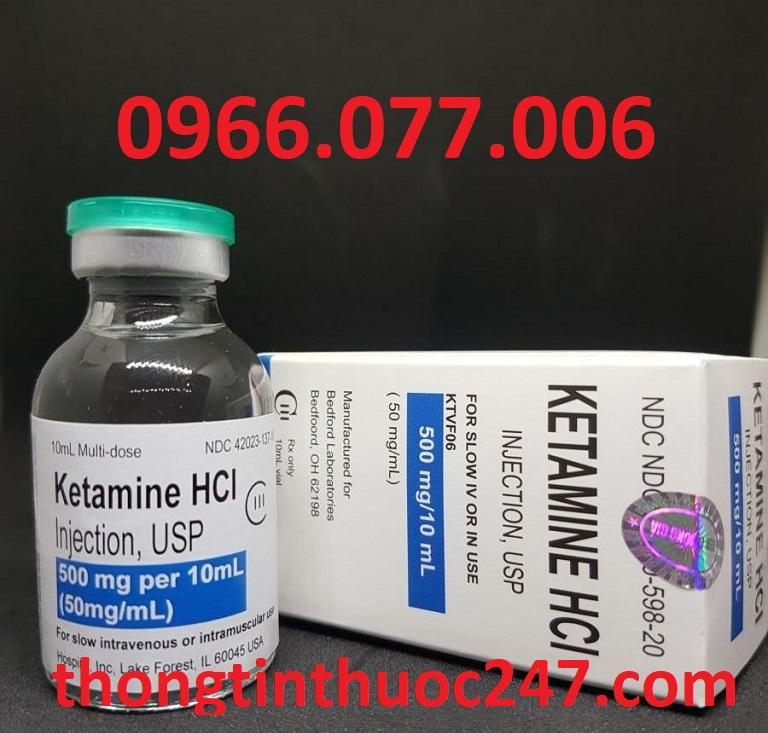 Ketamine 500mg Những Điều Cần Biết? Địa Chỉ Bán Hàng Uy Tín