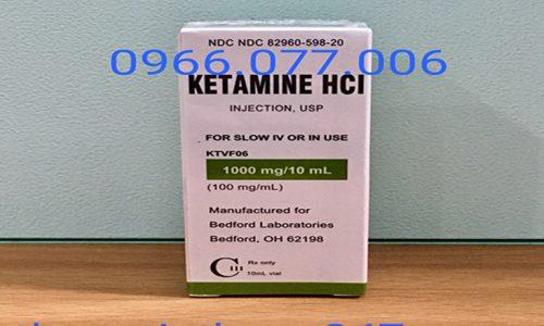 Thuốc Mê Ketamine HCL Dạng Bột Cực Mạnh Địa Chỉ Mua Và Giá Bán