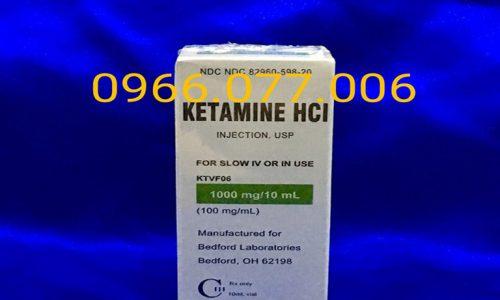 Ketamine HCL 1000mg Thuốc Mê Cực Mạnh Địa Chỉ Mua Và Giá Bán