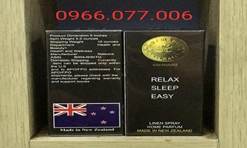 Thuốc Ngủ Relax Sleep Easy Điều Trị Mất Ngủ Hiệu Quả Nhất