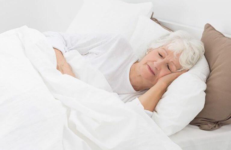 Với những thành phần từ thiên nhiên, thuốc ngủ Bonihappy giúp người lớn tuổi được ngủ ngon hơn