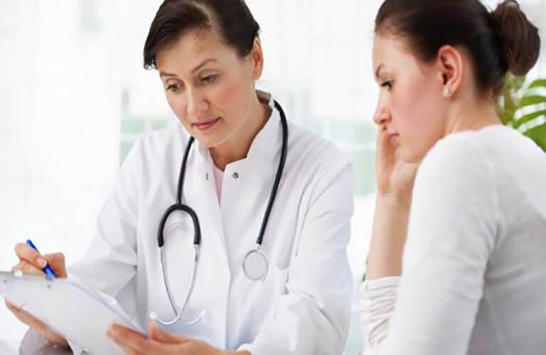 Dùng thuốc theo chỉ định của bác sĩ