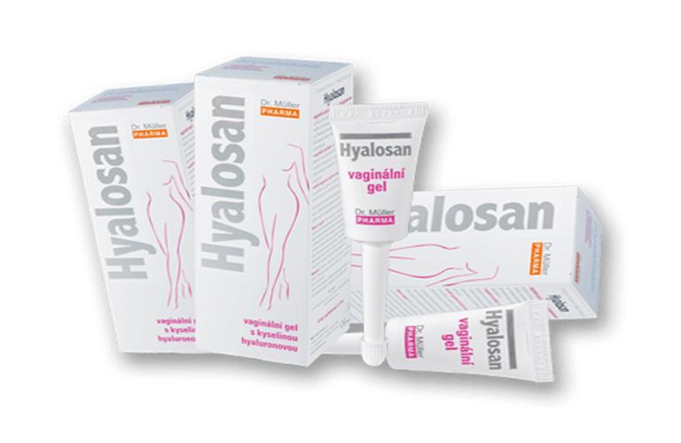 Gel bôi kích dục nữ Hyalosan hiệu quả tốt giúp kích thích tình dục