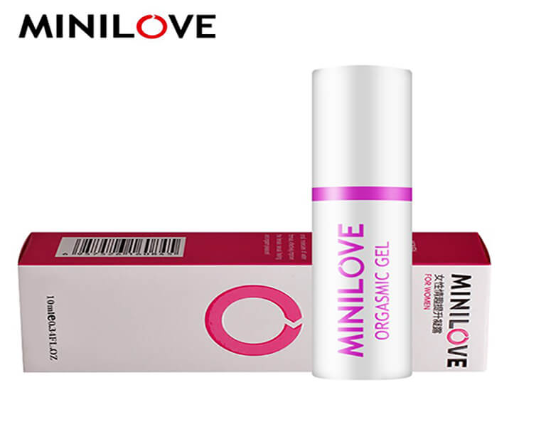 Thuốc kích dục nữ dạng gel bôi MiniLove khơi gợi ham muốn