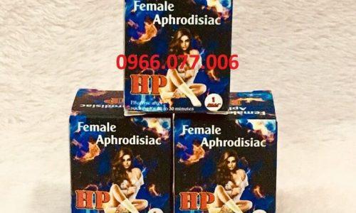 Thuốc Kích Dục Nữ Female Aphrodisiac Cao Cấp Tăng Ham Muốn