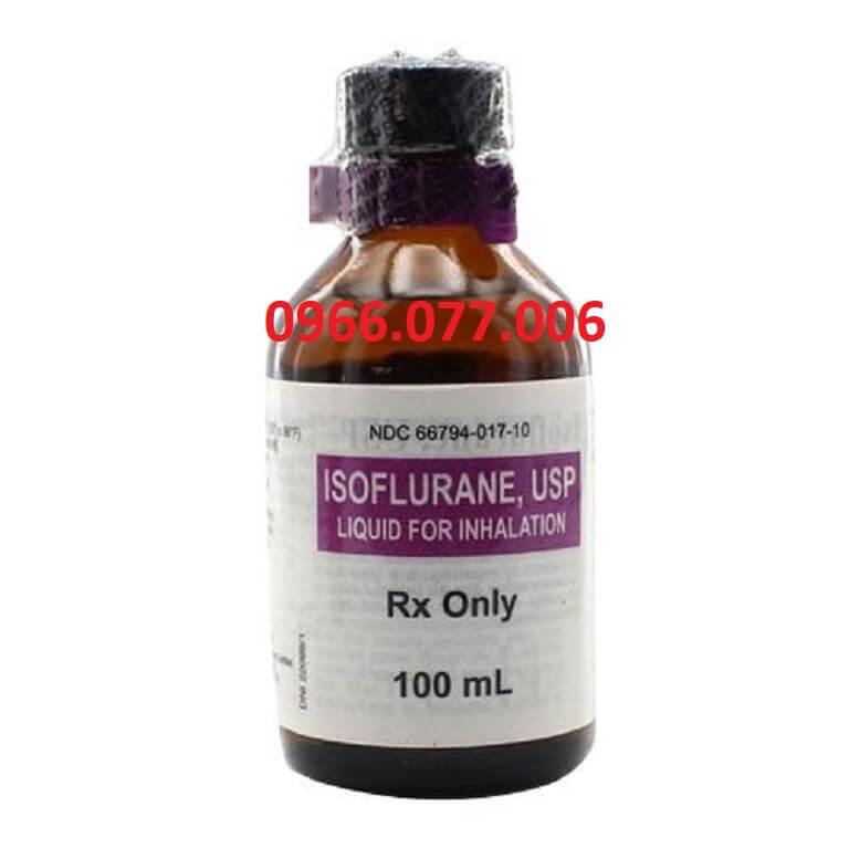 Thuốc Isoflurane