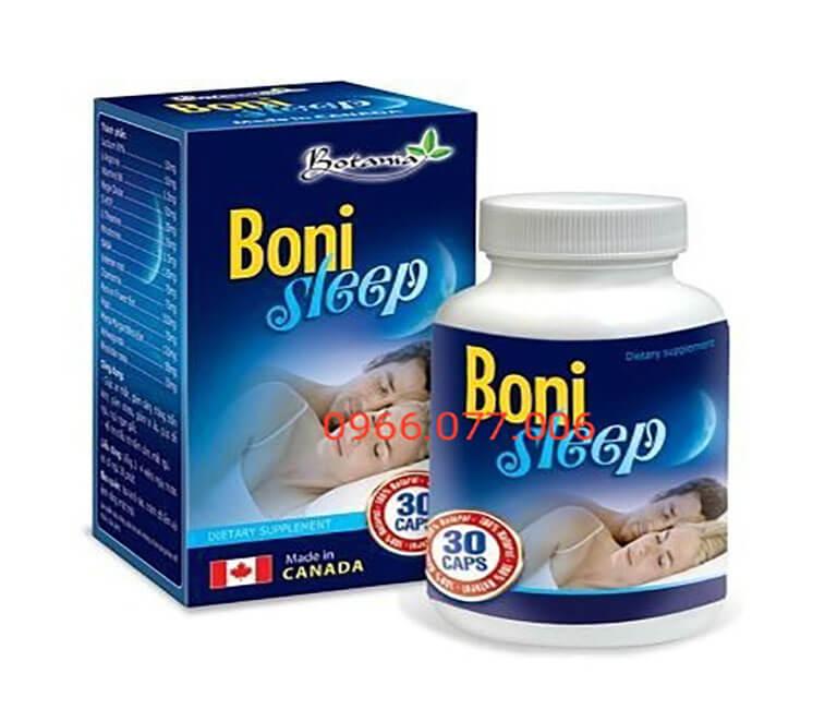 Thuốc ngủ Bonisleep