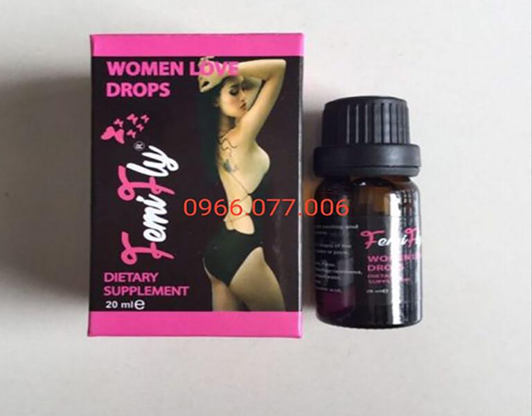 Thuốc kích dục nữ Femi Fly cần dùng theo đúng liều dùng đã chỉ định, không lạm dụng thuốc quá mức