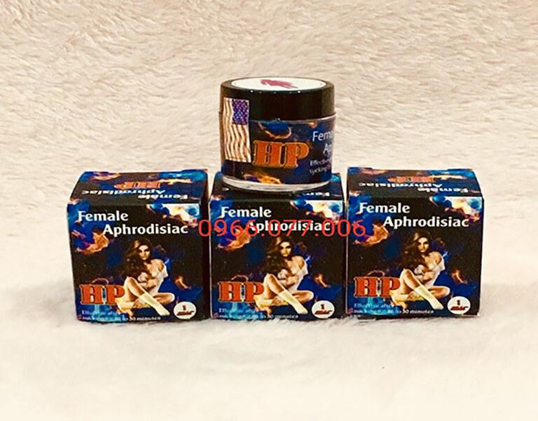 Thuốc kích dục nữ HP Aphrodisiac