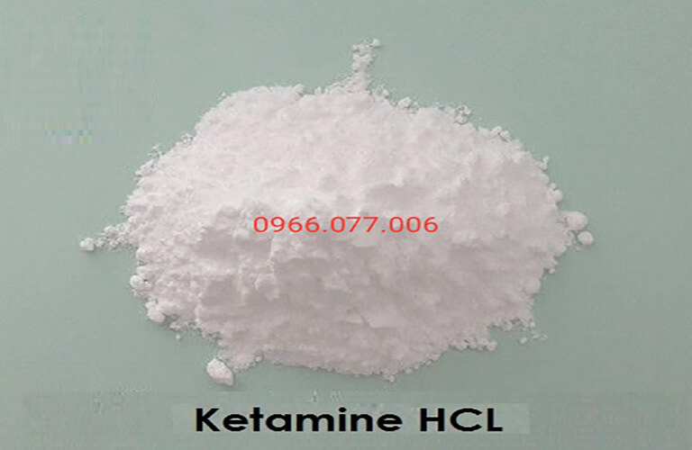 Thuốc mê dạng bột cực mạnh Ketamine HCL