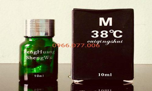 Thuốc Kích Dục Nữ M38 Hàng Nhập Khẩu Mỹ Cao Cấp Độc Quyền