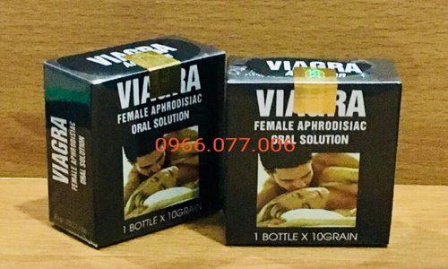 Thuốc Kích Dục Nữ Dạng Viên Viagra Chính Hãng Tác Dụng Nhanh