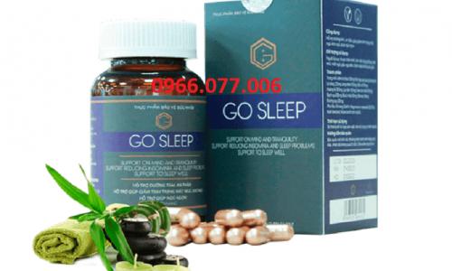 Thuốc Ngủ Go Sleep Mua Ở Đâu? Giá Bao Nhiêu? Có Thật Sự Tốt?