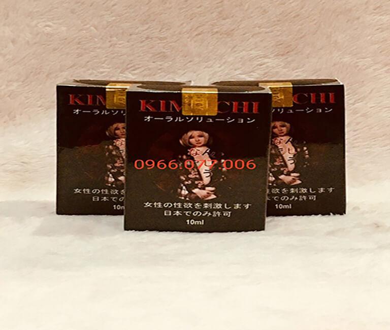 Thuốc kích dục nữ Kimochi