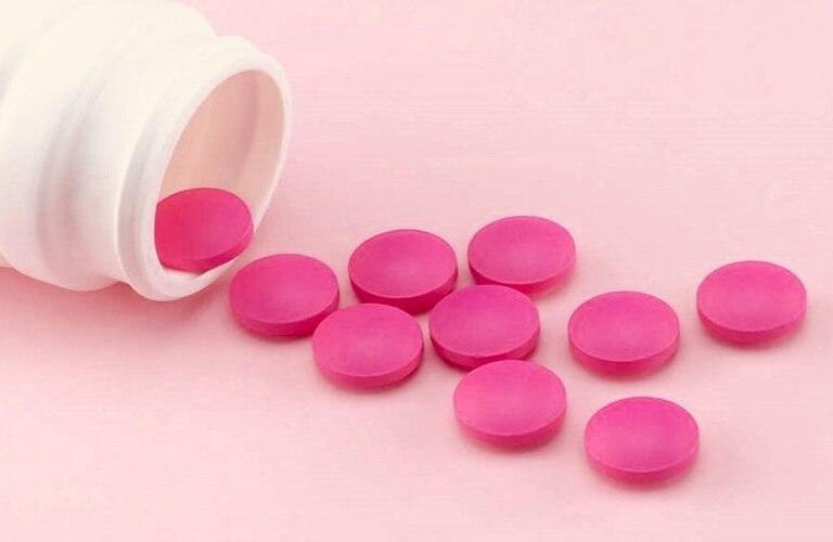 Thuốc kích dục nữ dạng viên giúp nữ giới tăng cường ham muốn, đạt được nhiều khoái cảm mới mẻ hơn trong chuyện chăn gối