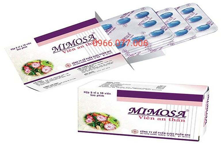 Thuốc ngủ Mimosa