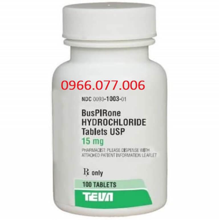 Thuốc ngủ cho mèo Buspirone