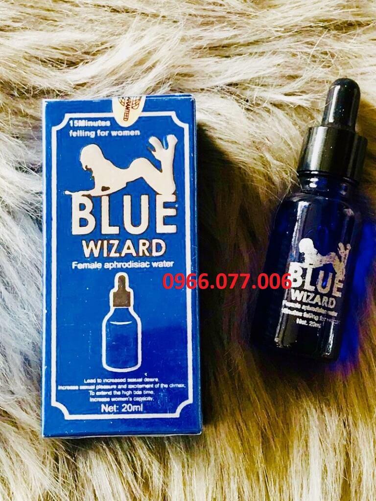 Thuốc kích dục Blue Wizard