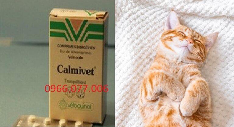 Thuốc ngủ Calmivet