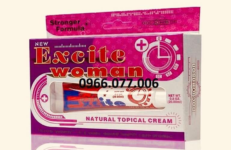 Thuốc kích dục nữ Exicte Woman