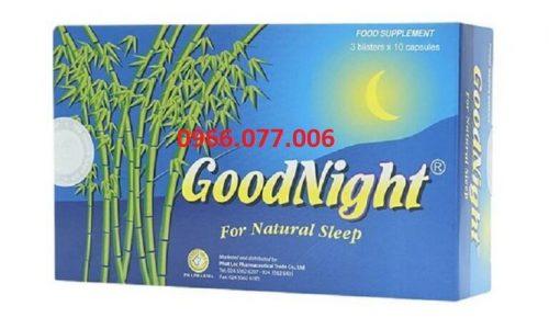 [Review] Thuốc Ngủ Good Night Có Tốt Không? Giá Bao Nhiêu?