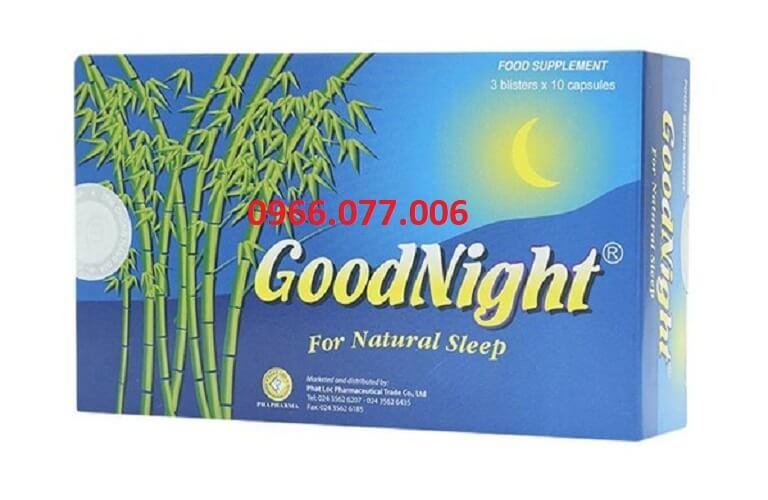 Thuốc ngủ Good Night