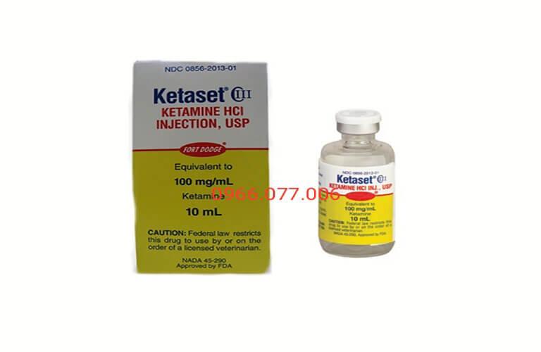 Thuốc ngủ dạng nước Ketaset III