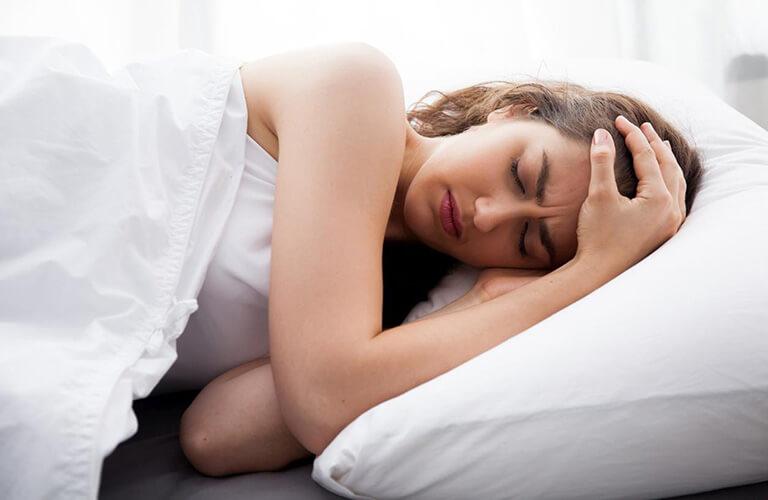 Chỉ định cho trường hợp khó ngủ, mất ngủ