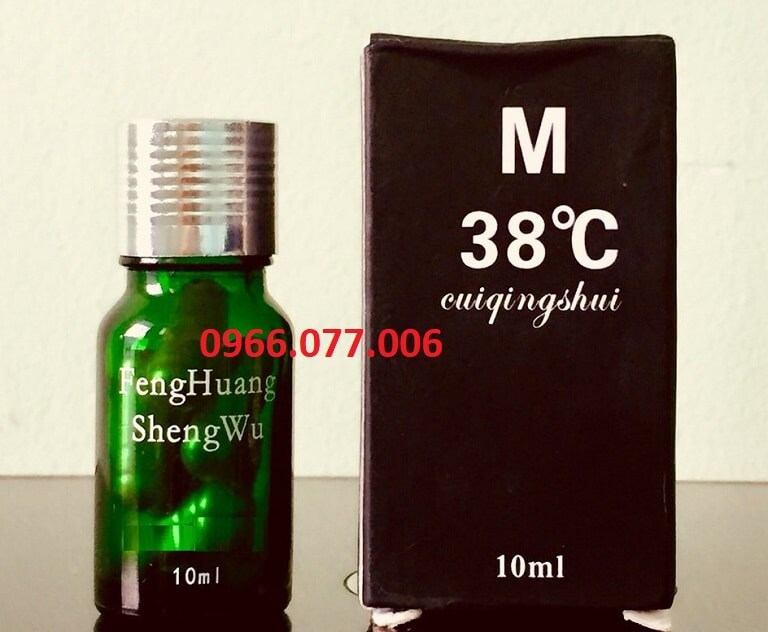 Thuốc kích dục nữ dạng viên M38