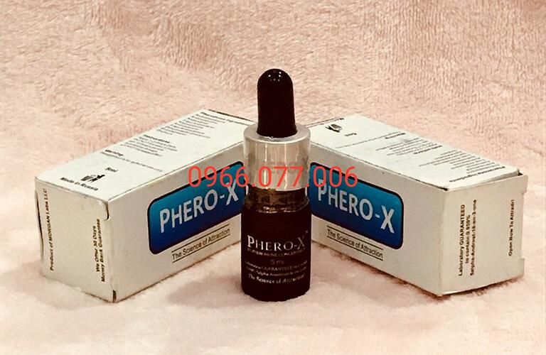 Nước hoa kích dục nữ Phero X hiện có bán hàng chính hãng tại Thông Tin Thuốc 247