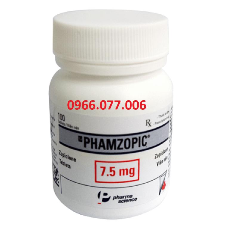 Thuốc Phamzopic