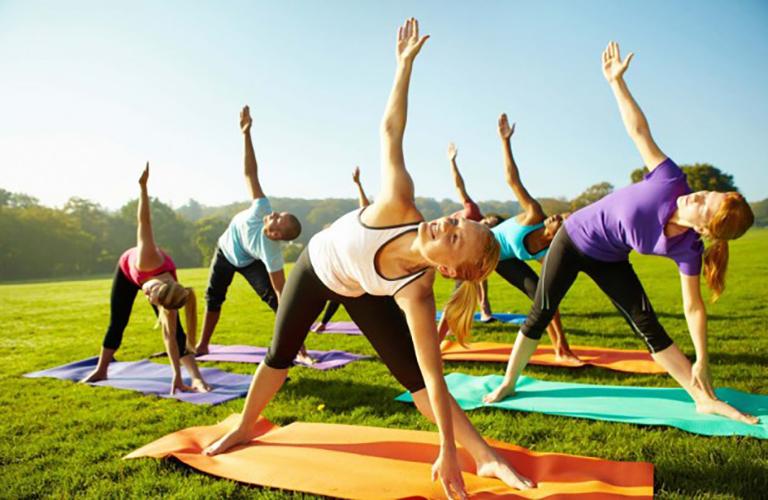 Dùng thuốc ngủ Go Sleep kết hợp với tập thể dục đều đặn để nâng cao chất lương sức khỏe và cuộc sống