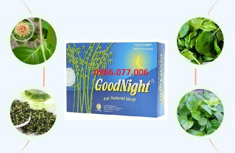 Thuốc Good Night dùng tốt