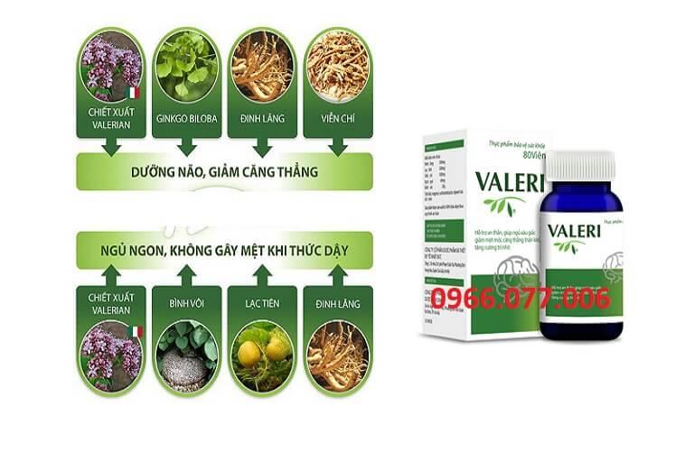 Thuốc Valeri