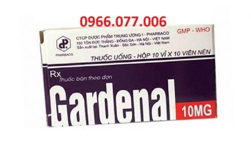 Thuốc Ngủ Gardenal Mua Ở Đâu Tốt Nhất Và Có Giá Bao Nhiêu?