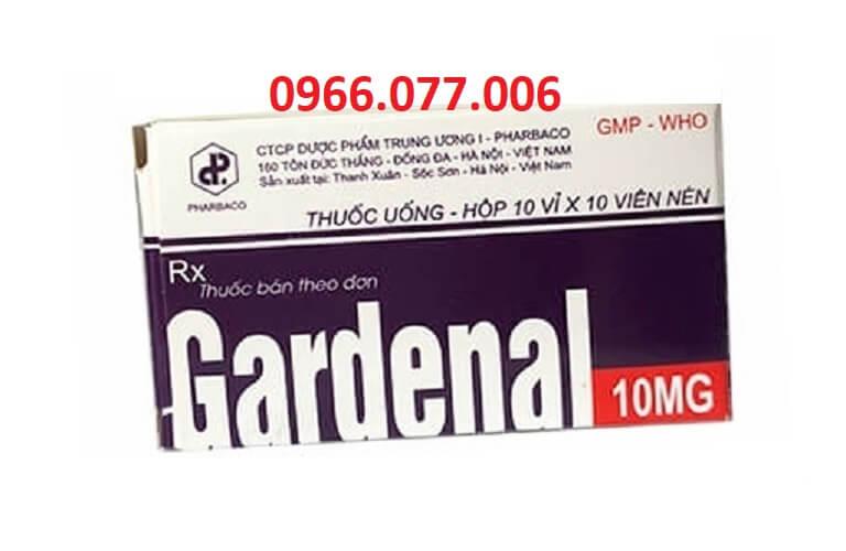 Thuốc Gardenal