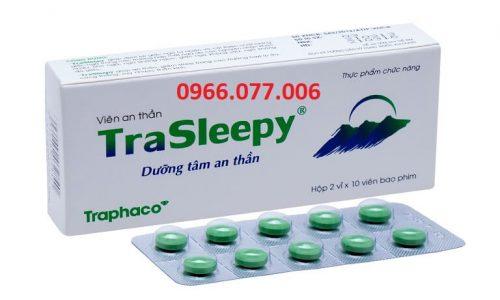 Thuốc Ngủ Trasleepy Có Tốt Không? Những Lưu Ý Khi Sử Dụng