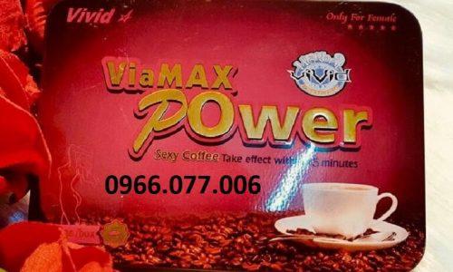 Thuốc Kích Dục Nữ Viamax Power Giá Rẻ Chất Lượng, Hiệu Quả
