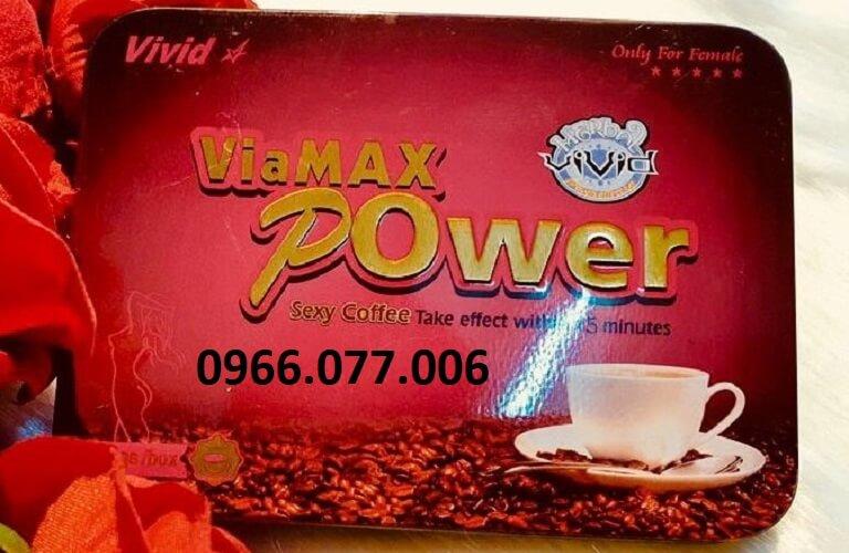 Thuốc kích dục nữ Viamax Power