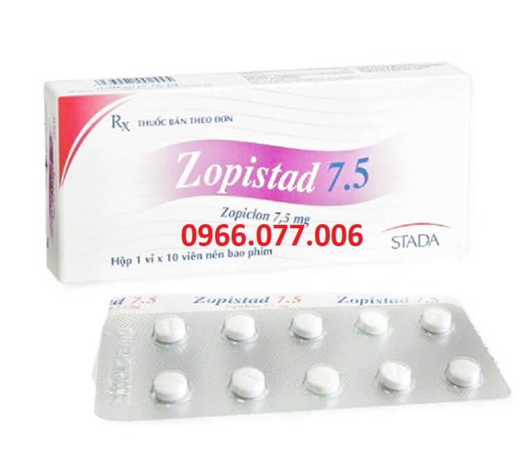 Thuốc Zopistad